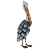 Carved Wood Pelican