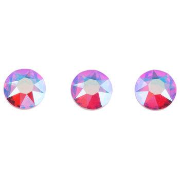 Hyacinth Shimmer Swarovski Xirius Flat Back Hotfix Crystals - 20ss