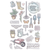 From The Garden Clear Stamps