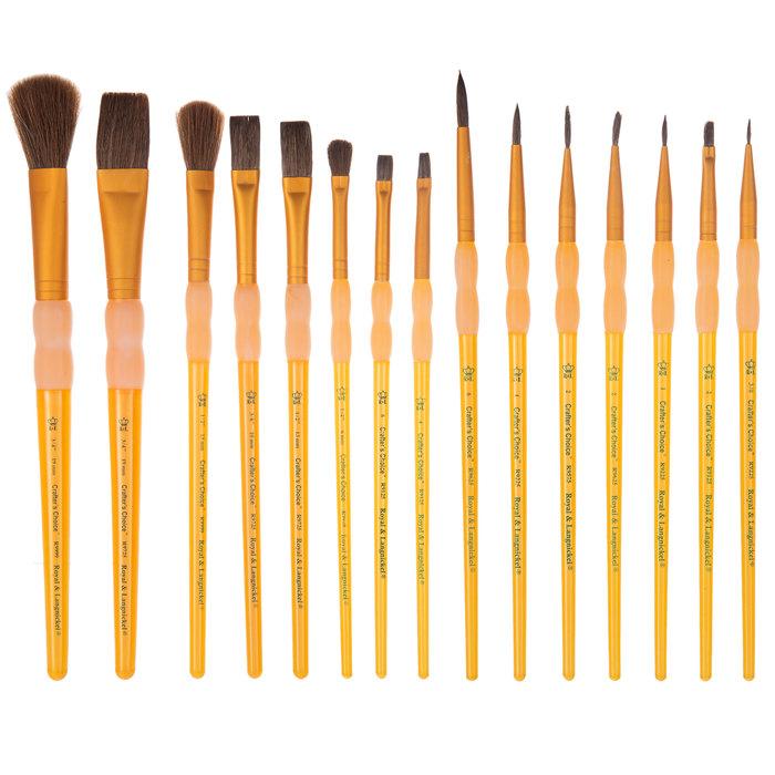 Brush Set Camel 3 Piece Mop