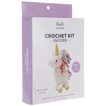 Unicorn Crochet Kit
