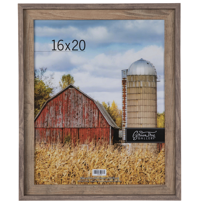 Two Tone Barnwood Wall Frame 16 X 20 Hobby Lobby 80981991