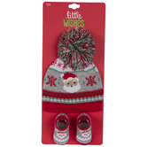 Santa Hat & Socks