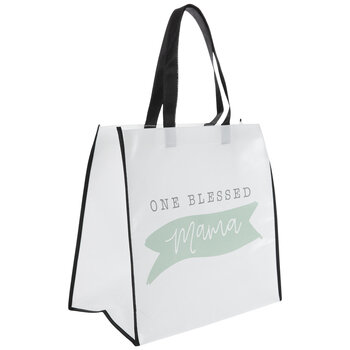 One Blessed Mama Tote Bag