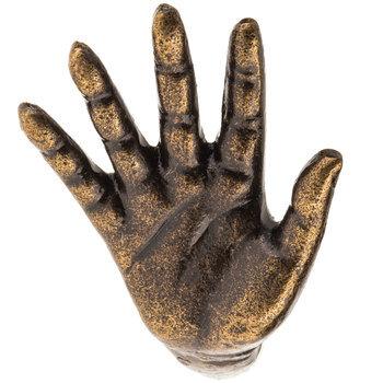 Antique Bronze Hand Metal Knob