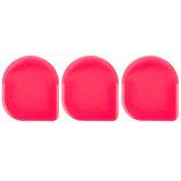 Pink Bowl Scrapers