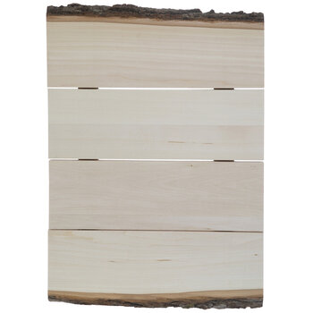 Basswood Country Plank