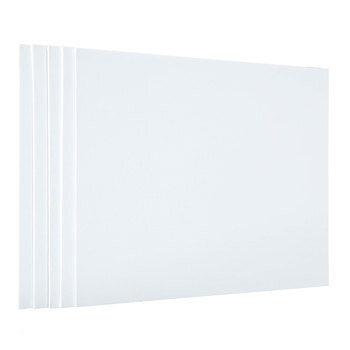 "Master's Touch Watercolor Blank Canvas Panel Set - 12"" x 16"""