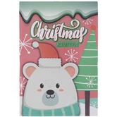 Polar Bear Christmas Activity Pad