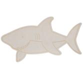 Shark Wood Shape