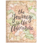 The Journey Is The Adventure Journal