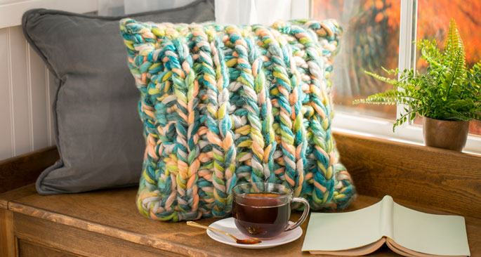 Projects for Bulky Yarn: Think Big