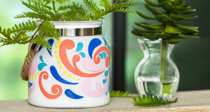 Decorative Glass Containers: Glass Act