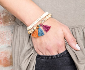 Tassel Jewelry DIY