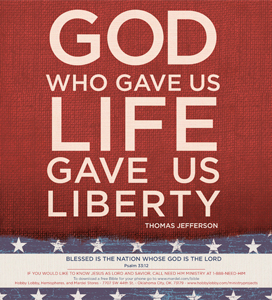 God Gave Us Liberty