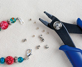 Jewelry 101: Using Crimp Beads and Covers Video