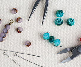 Jewelry 101: Making Simple and Wrapped Wire Loops Video