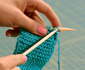 Knitting Basics: Getting Started Video
