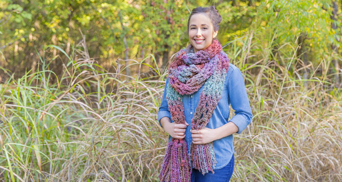 Knit & Crochet Accessories: Fall in Love