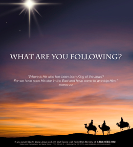 What Are You Following?