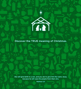 Discover the True Meaning of Christmas