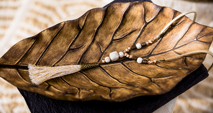 Natural BoHo Necklace: Beautifully BoHo