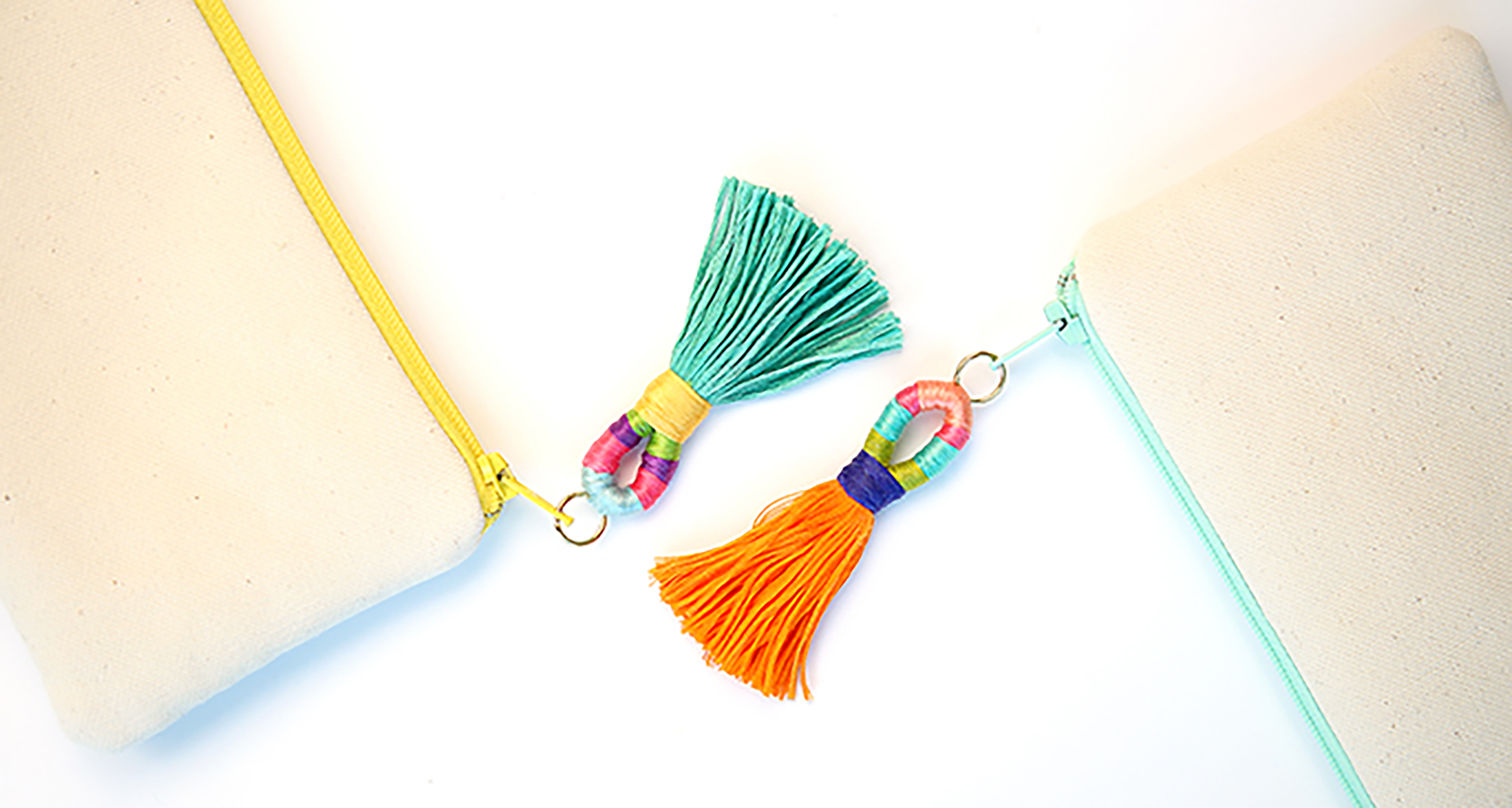 Cute Tassels, No Hassles!