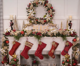 Christmas Mantel Magic - Tips & Tricks