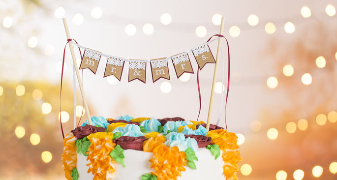 Cake Toppers: Top of the List