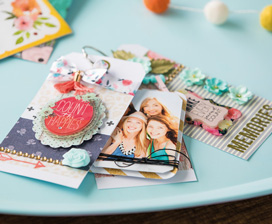 Crafting With Tags: Tag, You're It!