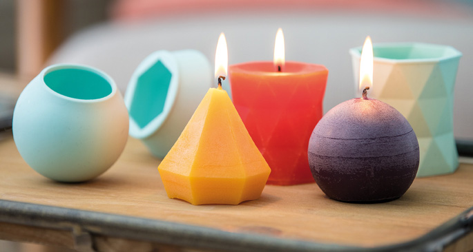 Candle Making: Candle Creations
