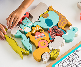 Kids' Foam Projects: Foam Sweet Foam