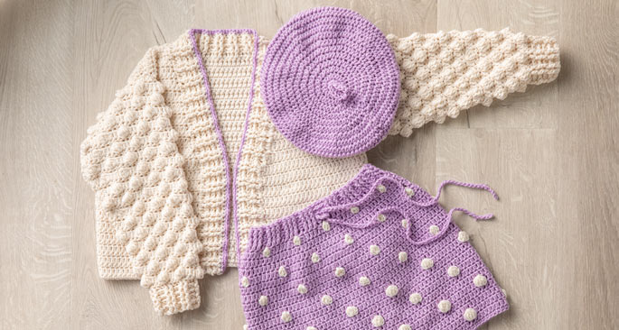 Kids' Crochet Outfits