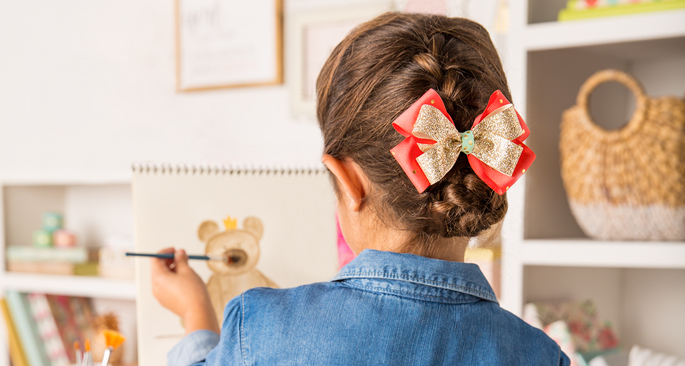 The How-To of Hair Bows