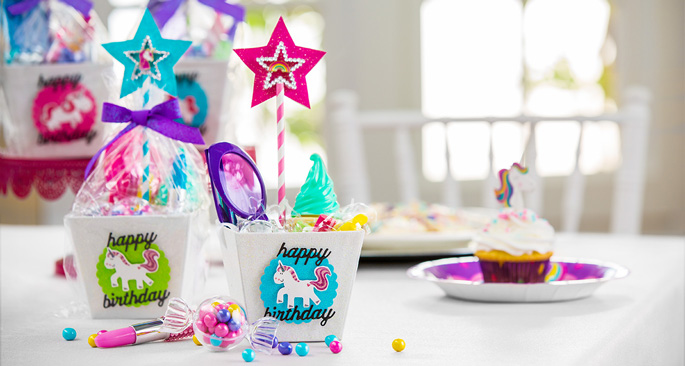 Unicorn Birthday Party: Unicorn Dreams