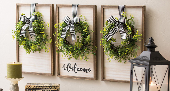Crafting With Wreaths: Wreath Dreams