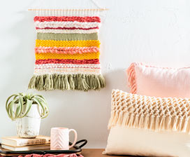 Simple Weaving Project