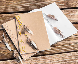 Feather Decor: Fall for Feathers