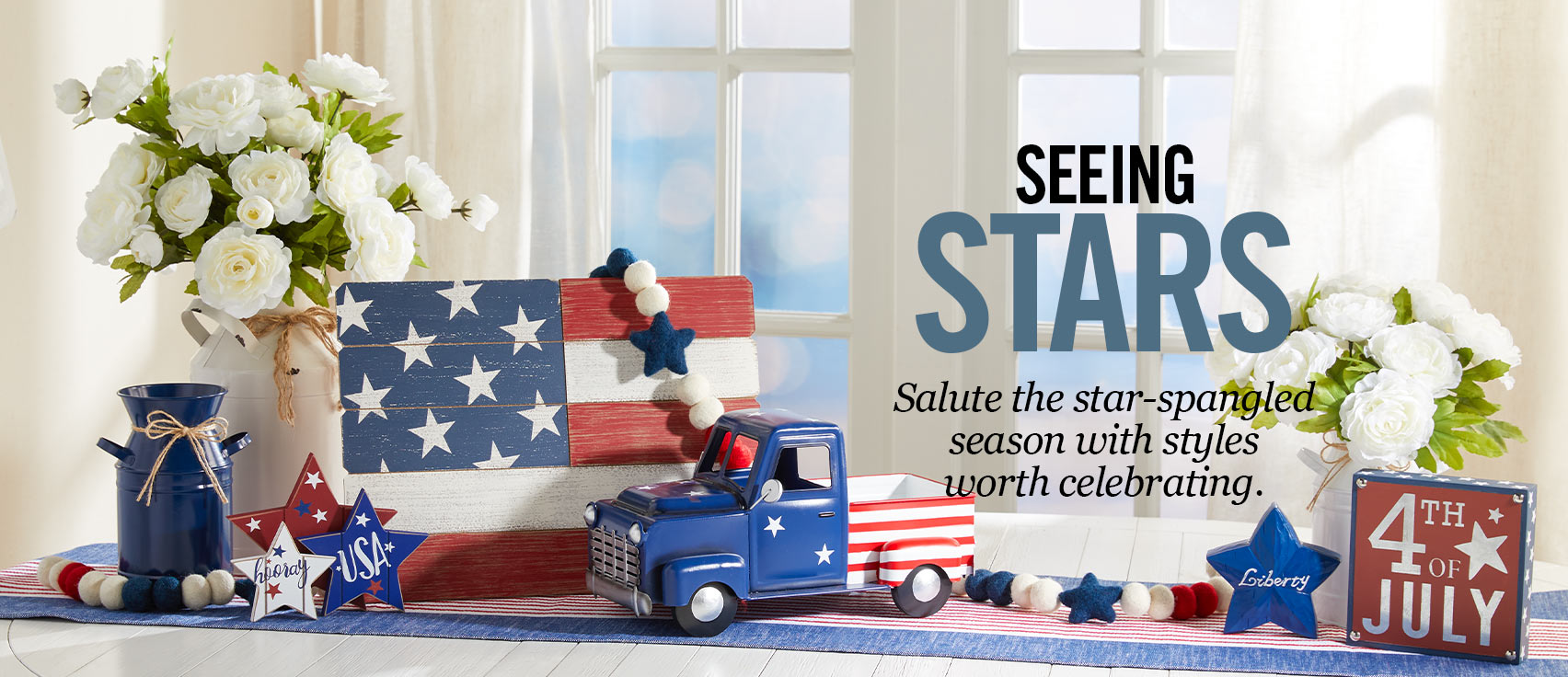Seeing Stars - Salute the Star-Spangled Season with Styles Worth Celebrating