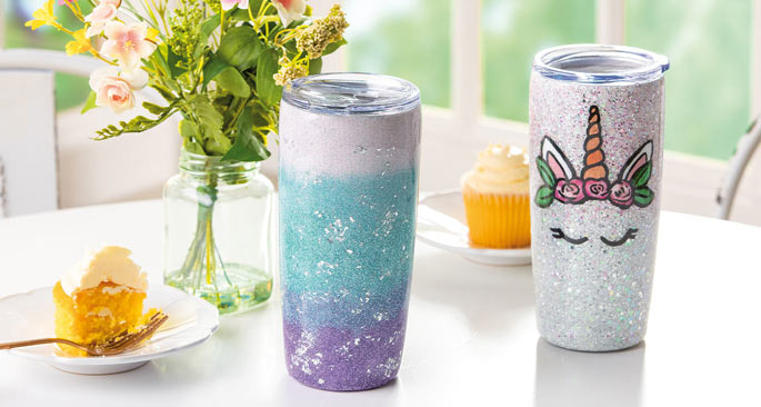 DIY Tumblers: Tumble Into Fun