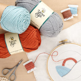 Department Yarn & Needle Art