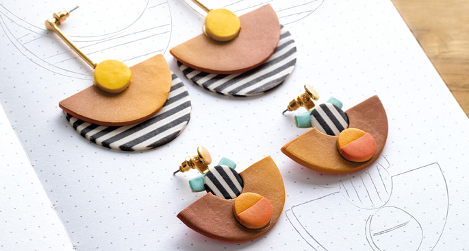 Clay Jewelry: Clay Creations