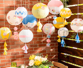 DIY Summer Lanterns
