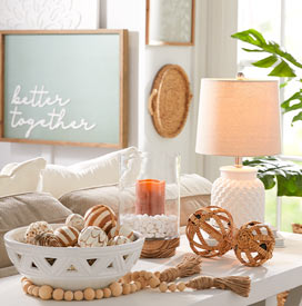 Department Home Decor & Frames