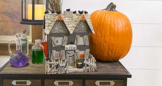 Paper-Mache Houses: Feels Like Home