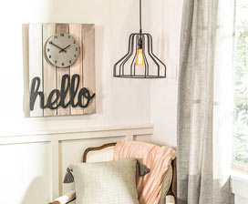 Letter Decor: Better with Letters