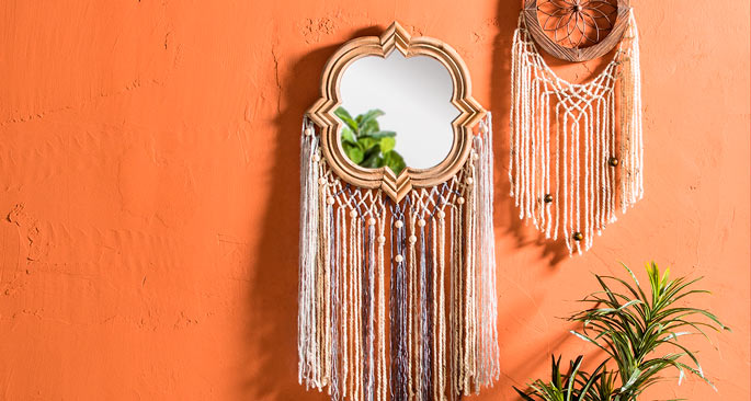 DIY Dreamcatcher Decor