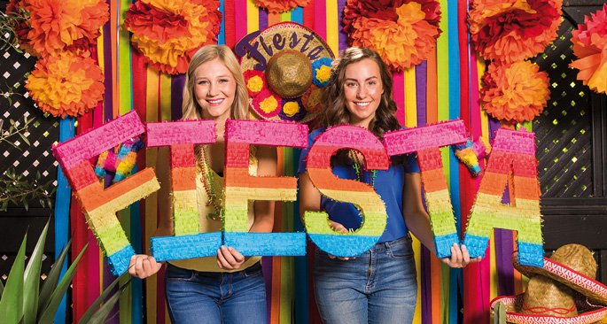 Fiesta Party Decor: Fit to Fiesta