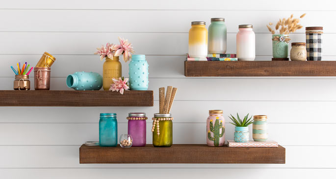 Mason Jar Techniques